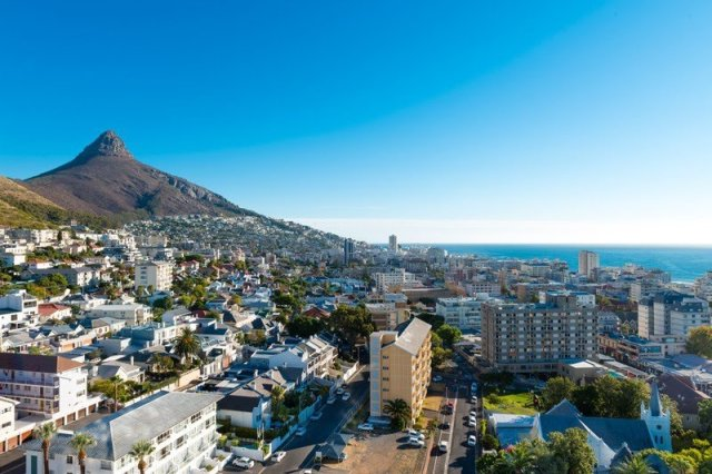 Most developed country in Africa