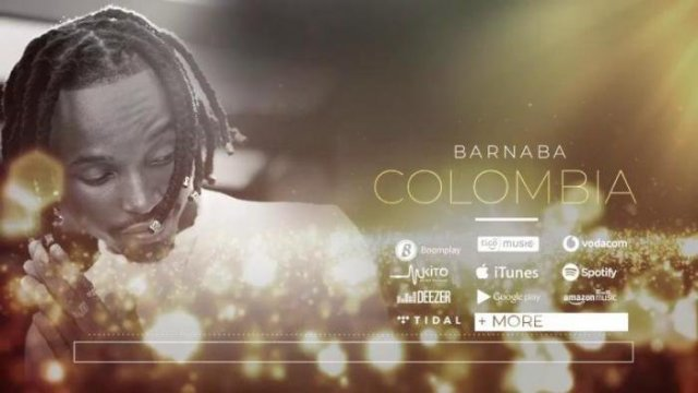 Barnaba Colombia Sound