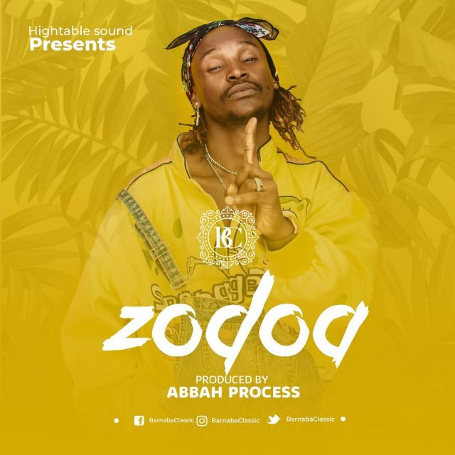 Barnaba Classic – Zodoa Mp3 Download (Video & Lyrics)