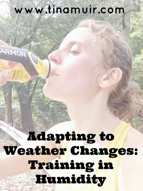 Adapting to Weather Changes: Humidity