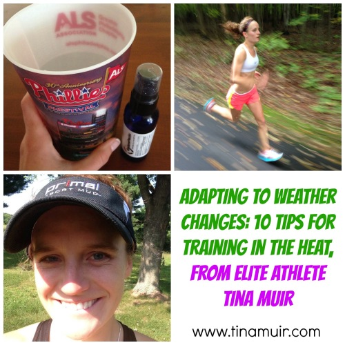 How to Run in the Heat: Tips for Summer Running