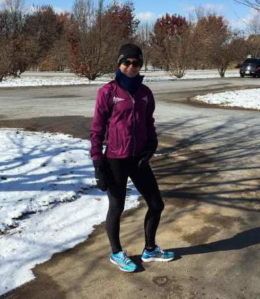 what to wear for 30 degree marathon