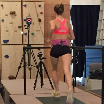 Elite runner Tina Muir shares her experience with the UVA SPEED clinic to fix inefficiencies as a marathoner.