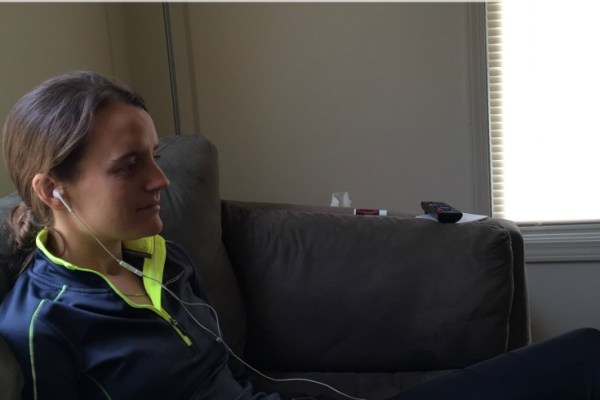 Elite runner Tina Muir describes the one form of entertainment she will take with her on runs. Giving you the 10 reasons why you should listen to podcasts, and which ones to try out!