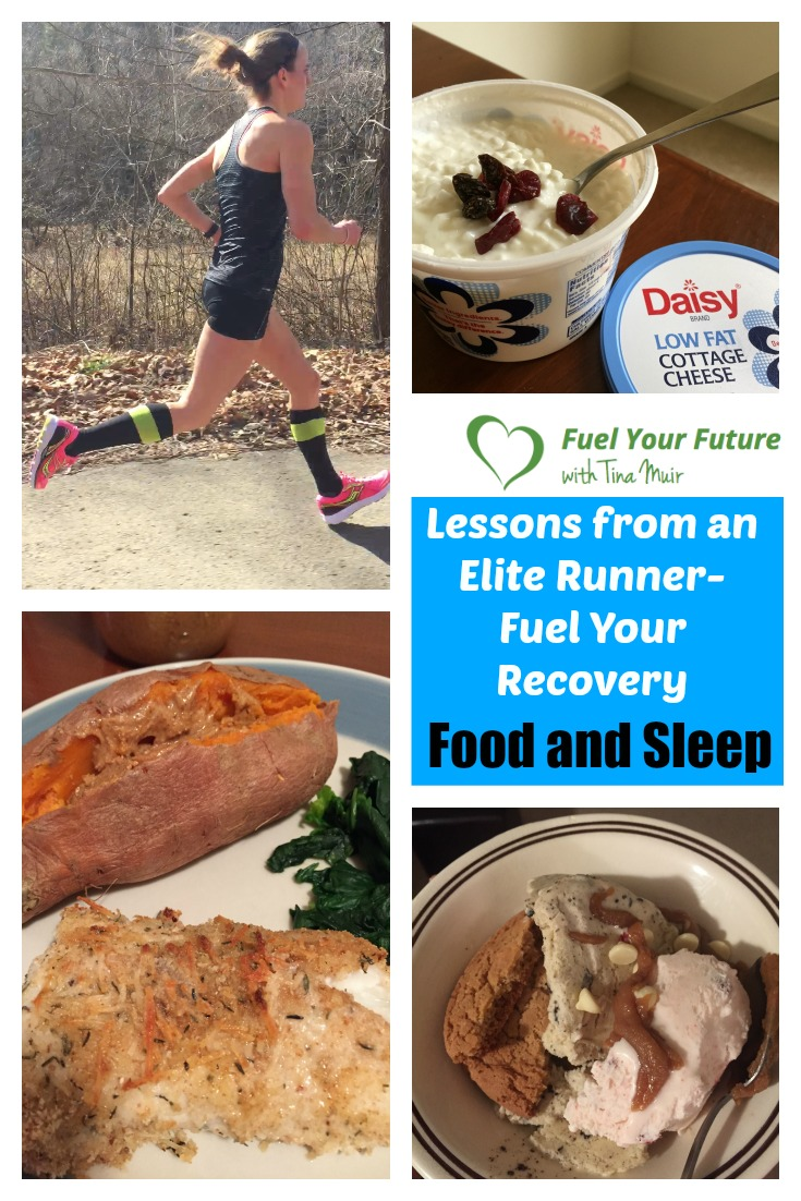 Fuel Your Recovery- Fuel and Sleep