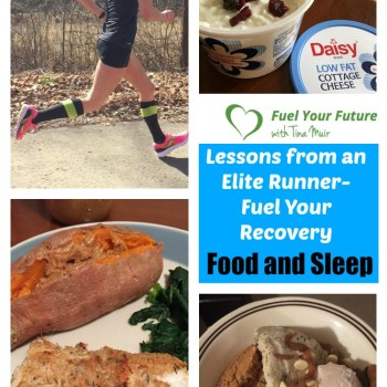 Elite Runner Tina Muir shares the aspects of recovery that keep her body strong during marathon training, and how you can apply them to your training to make sure you are race ready for your next marathon.