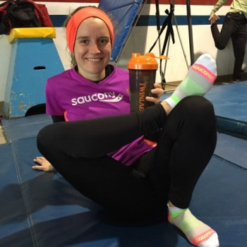 """Elite runner Tina Muir shares a """"day in the life of"""" post about life as a working elite runner, and how she juggles her time."""