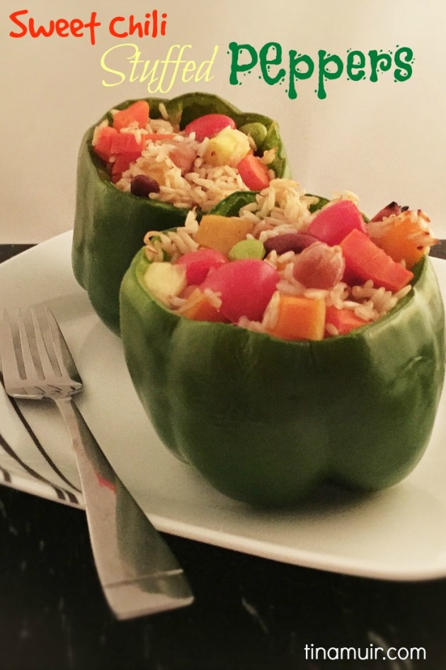These stuffed peppers from elite runner Tina Muir are packed with delicious, wholesome, nutritious ingredients to help fuel your training.
