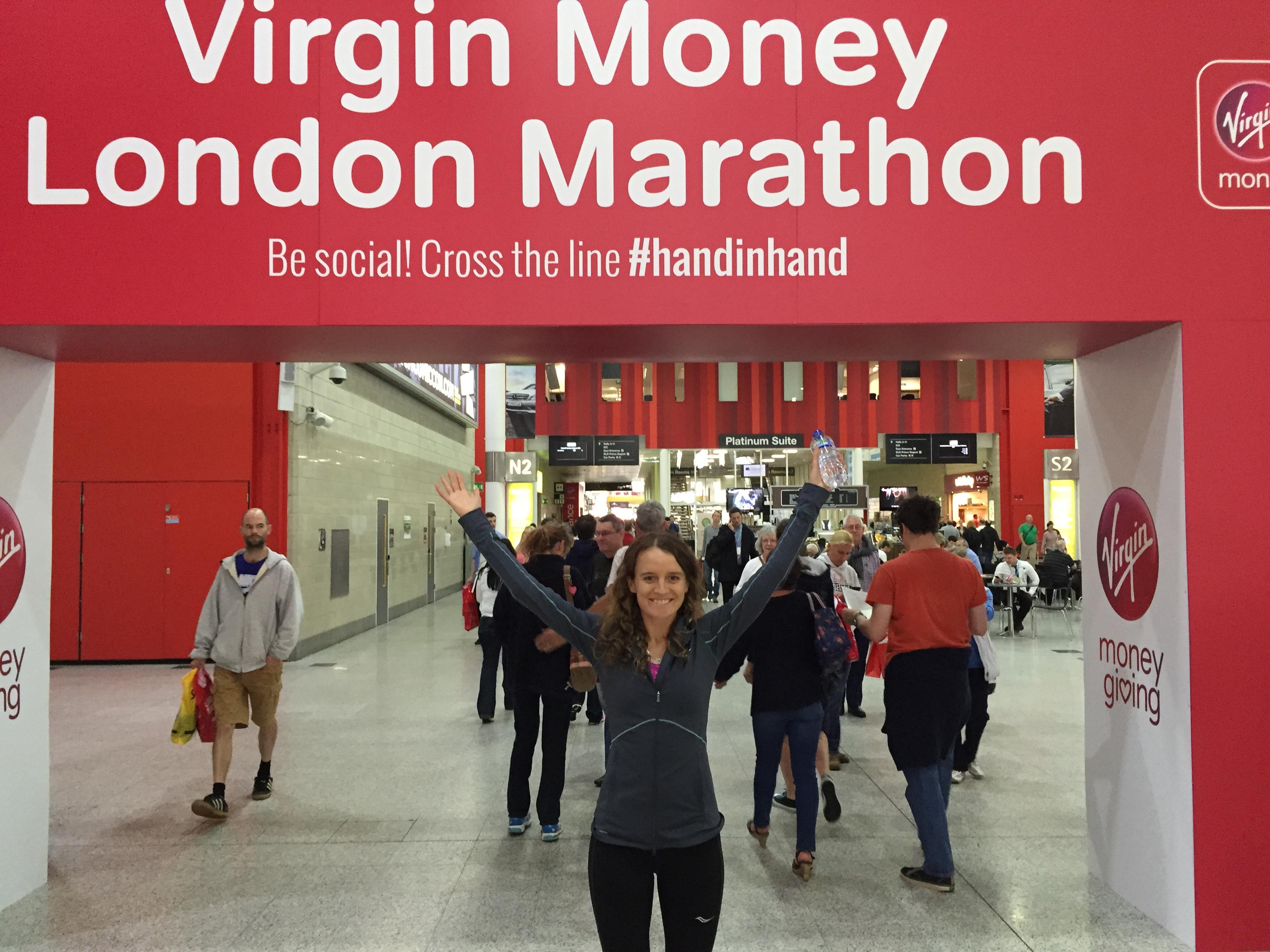 The London Marathon Pre-Race Elite Experience