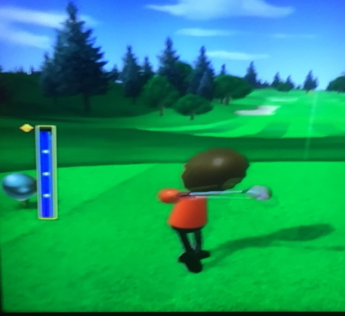 Running is Like Wii Golf? Here's How