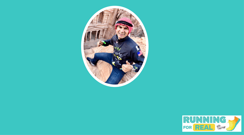 Mo'Ath Alkhawaldeh: How Running Will Positively Change the World -R4R 041