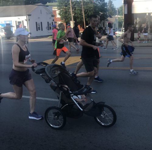 Running With a Baby: Postpartum Running Advice