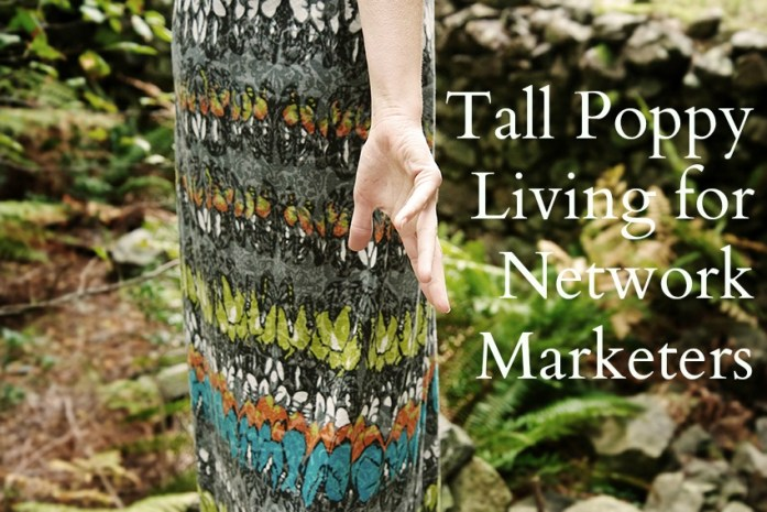 Tall Poppy Living for Network Marketers Web