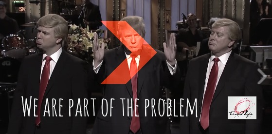 TinaOLife Trump and Part of the Problem