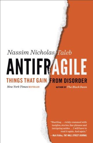 Antifragile ~ Nassim Taleb