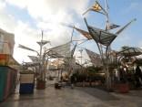 Stainless steel playground
