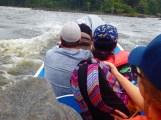Exciting rapids