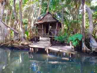 Calypso Hut, Pirates of the Caribbean
