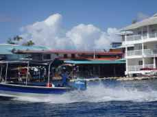 Boat Taxi - beware