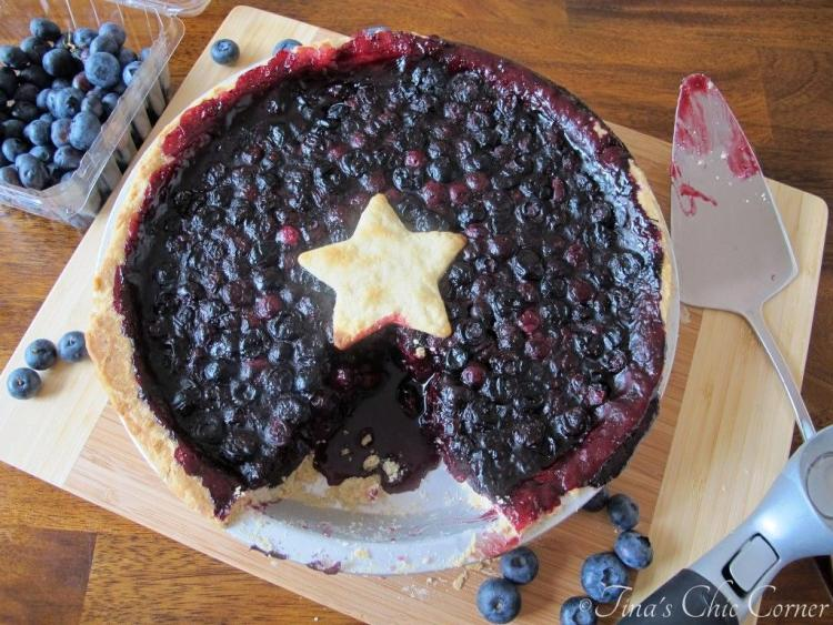 07Blueberry Pie