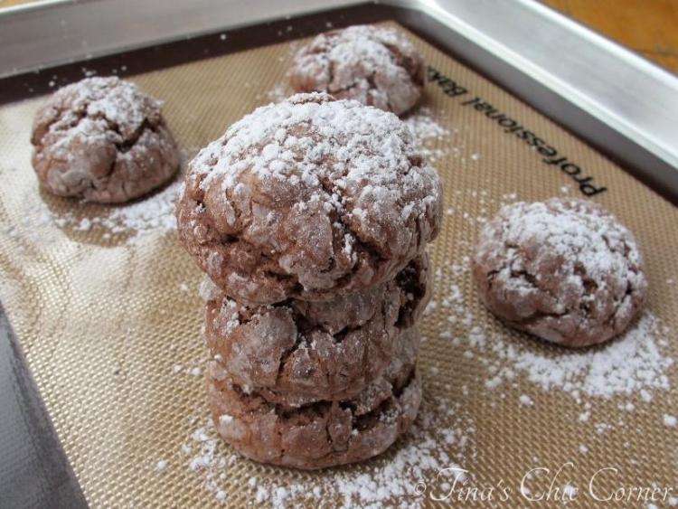 07Chocolate Gooey Cookies
