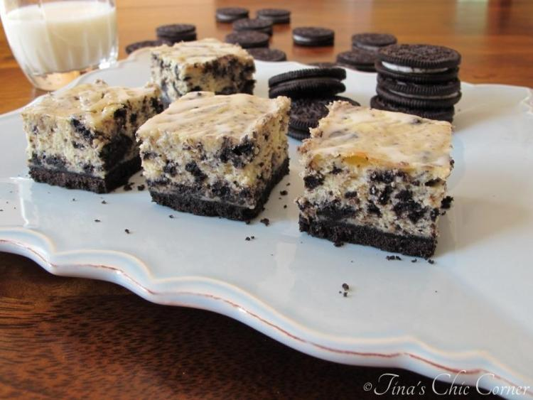 08Oreo Cheesecake Bars