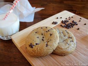 13Perfect Chocolate Chip Cookie