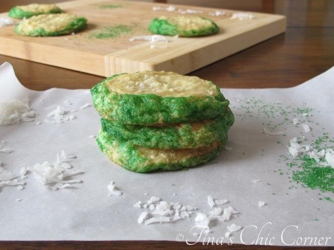 15Hawaiian Tea Cookies