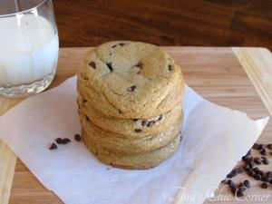 18Perfect Chocolate Chip Cookie