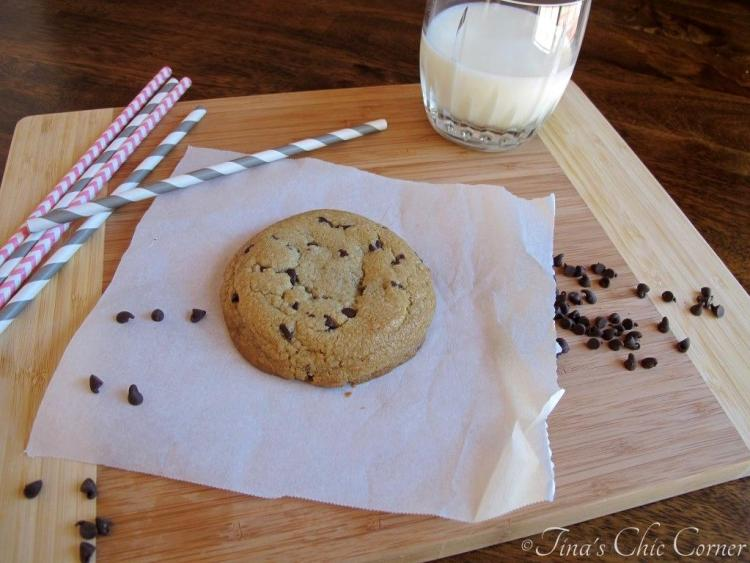 22Perfect Chocolate Chip Cookie