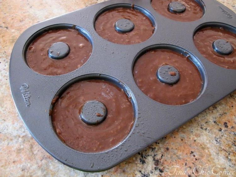 02German Chocolate Cake Doughnuts