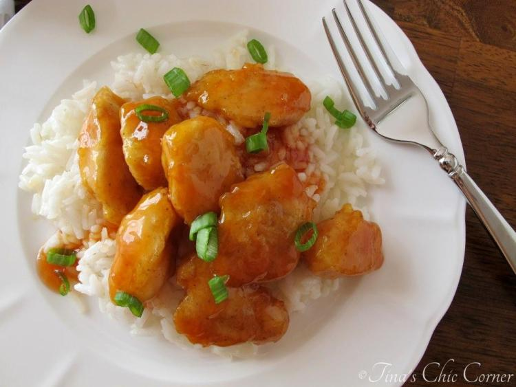 08Sweet and Sour Chicken