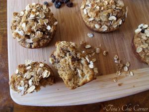 09Apple Raisin Whole Wheat Muffins