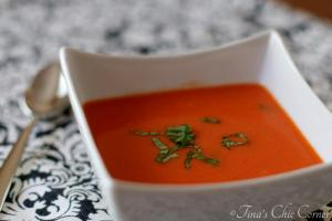 03Roasted Red Pepper Soup