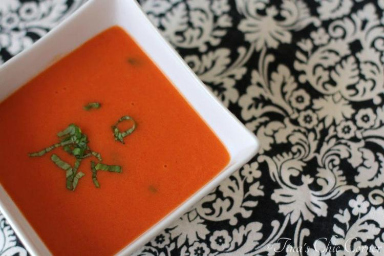 05Roasted Red Pepper Soup