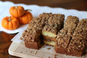 14Pumpkin Coffee Cake