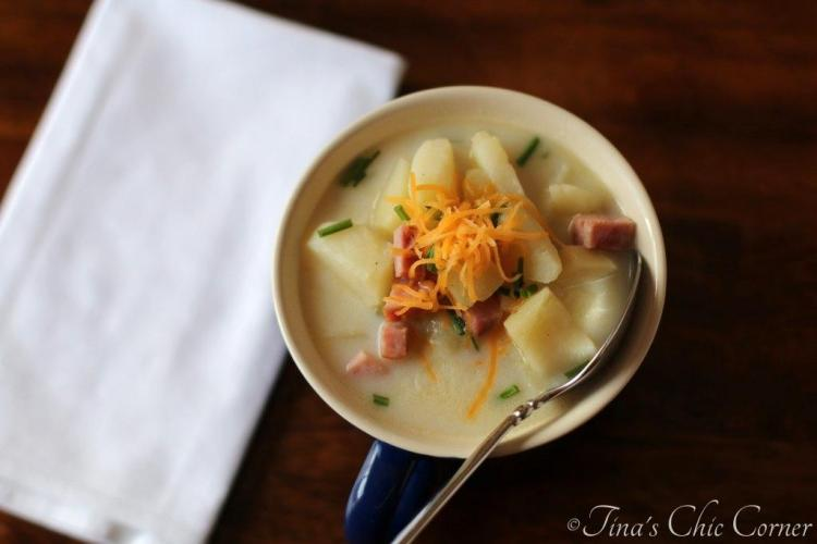 04Ham & Potato Soup