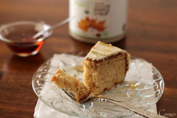08Maple Cake