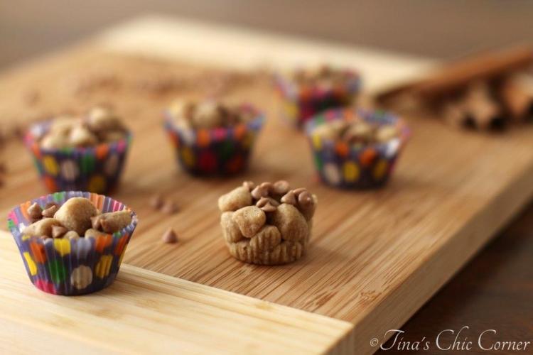 10Mini Cinnamon Crumb Cups