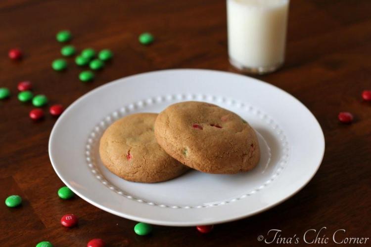 08M&M Cookies