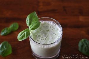 03Sweet Basil Smoothie