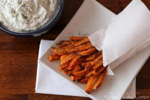 03Sweet Potato Fries