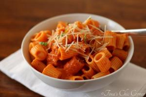 05Roasted Red Pepper Pasta