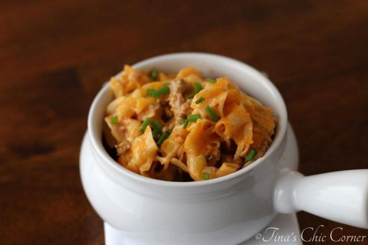 07Enchilada Pasta Casserole