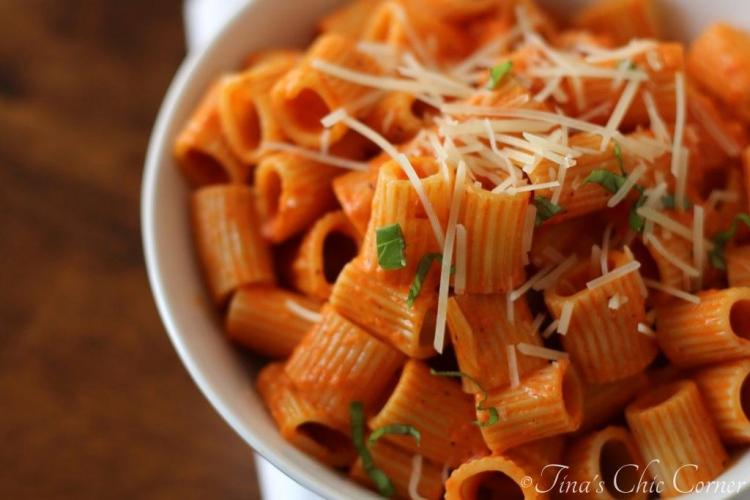 07Roasted Red Pepper Pasta