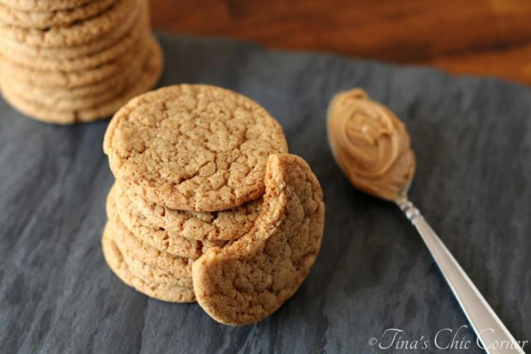 06Flourless Peanut Butter Cookies