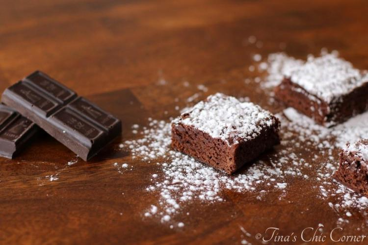11Light Fudgy Brownies