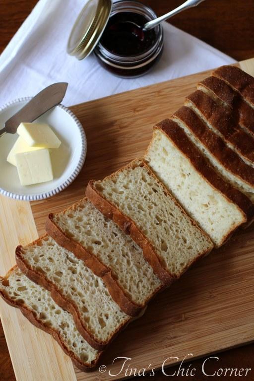 08English Muffin Bread