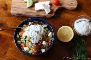 02Greek Quinoa Salad