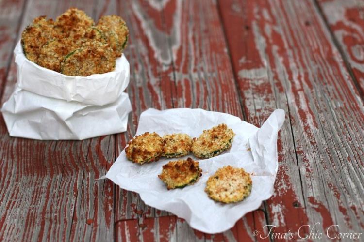 09Spicy Zucchini Chips